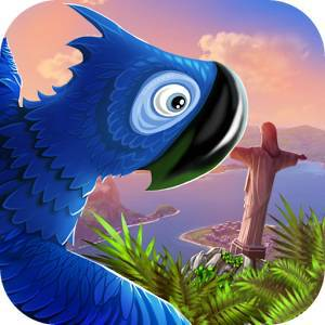 Escape From Rio - Blue Birds
