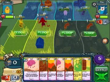 скачать Card Wars - Adventure Time