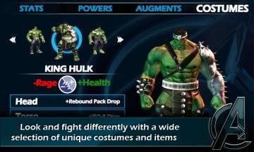 коды Avengers Initiative