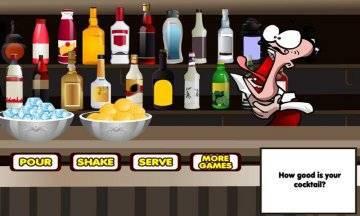 прохождение Crazy Bartender