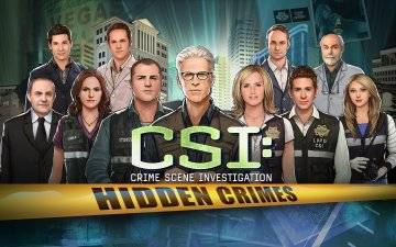CSI Hidden Crimes взлом