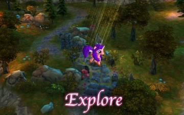 секреты My Fairy Pony