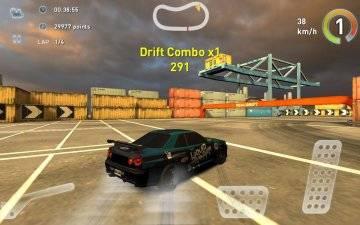 всё открыто Real Drift