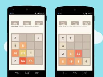 прохождение 2048 Number Puzzle game
