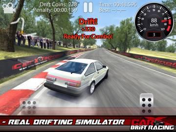 бесконечные деньги CarX Drift Racing