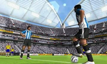 Real Football 2012 на андроид