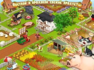 взлом Hay Day