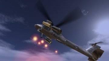 взломанный ВЕРТОЛЕТ БИТВА : 3D полет