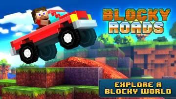 Blocky Roads полная версия