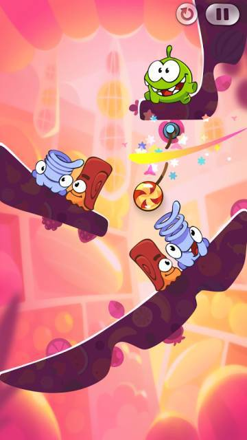 коды Cut the Rope 2