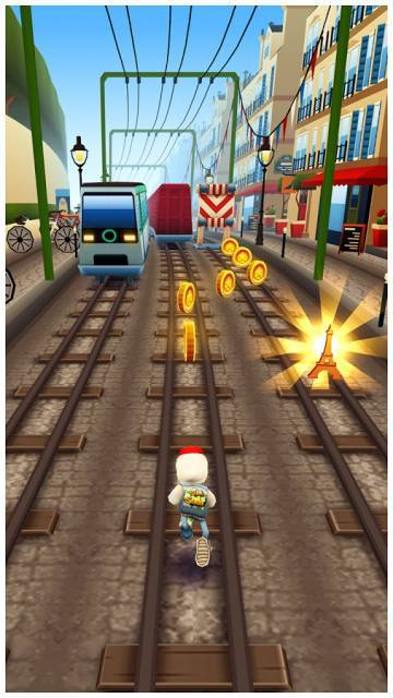 секреты Subway Surfers