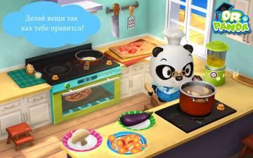 взлом Ресторан 2 Dr. Panda
