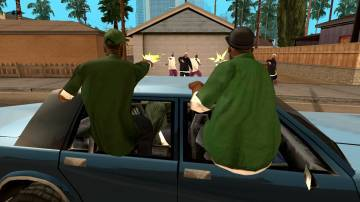 коды Grand Theft Auto: San Andreas