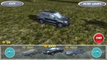 много денег SUV Drive 3D 4x4