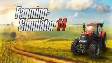 Farming Simulator 14 взломанная