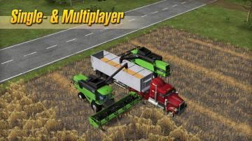 Farming Simulator 14 много денег