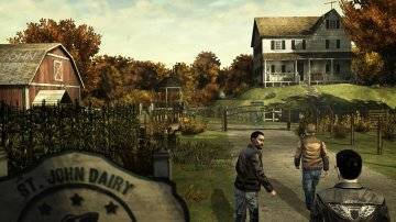 The Walking Dead: Season One на андроид