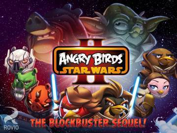 Angry Birds Star Wars II читы