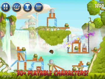 взлом Angry Birds Star Wars II