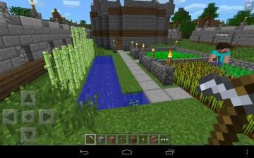 скачать Minecraft 0.9.4