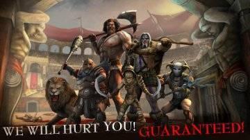 гладиатор взломанный