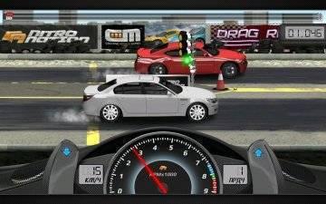 читы Drag Racing