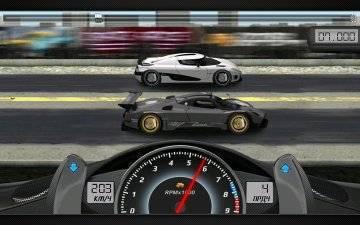 Drag Racing взломанная