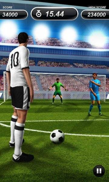 World Cup Penalty Shootout взлом