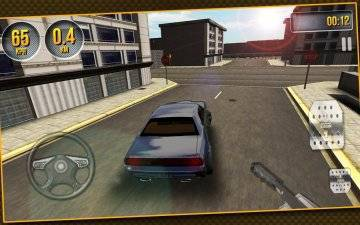 Car Simulator 3D 2014 скачать