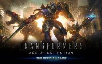 TRANSFORMERS AGE OF EXTINCTION на андроид