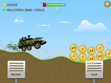 скачать Up Hill Racing: Hill Climb