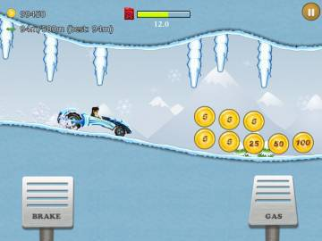 Up Hill Racing: Hill Climb на андроид
