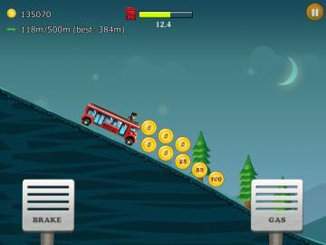 читы Up Hill Racing: Hill Climb