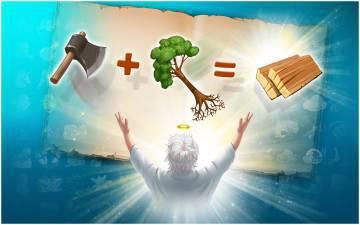 прохождение Doodle God