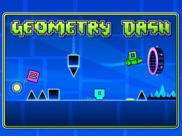 Geometry Dash взломанный