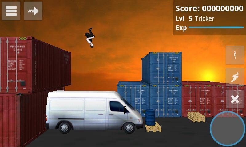 Top iphone game 30 backflip madness gamesoul studio by picture pin