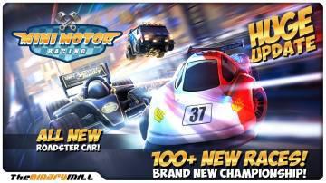 Mini Motor Racing взлом