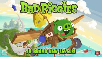 Bad Piggies HD взлом