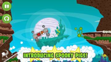 Bad Piggies HD на андроид