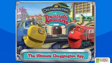 Chuggington поезда игра взлом