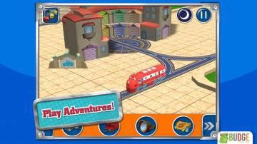 прохождение Chuggington поезда игра