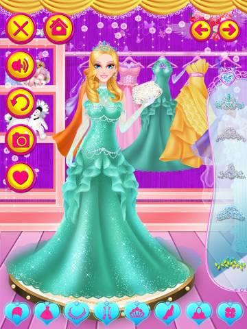 Wedding Spa Salon-Girls Games на андроид