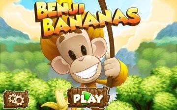 прохождение Benji Bananas