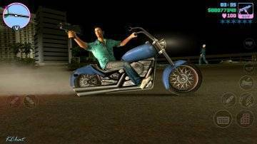 Grand Theft Auto: Vice City на андроид