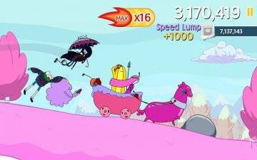 читы Ski Safari: Adventure Time