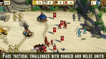 прохождение Total War Battles