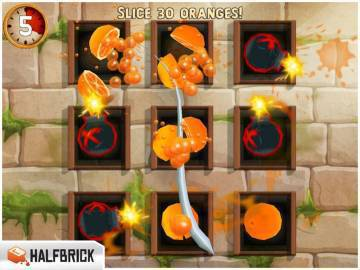 секреты Fruit Ninja: Puss in Boots