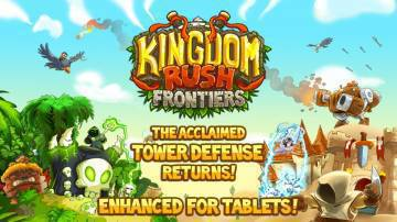 Kingdom Rush Frontiers взлом