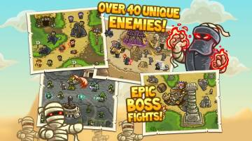 Kingdom Rush Frontiers на андроид