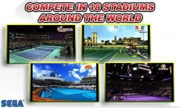 Virtua Tennis Challenge на андроид